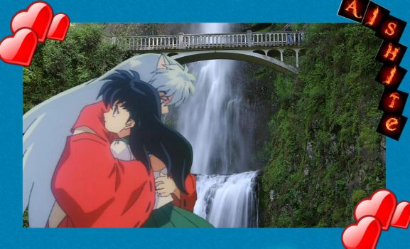 InuYasha and Kagome by Yusulf