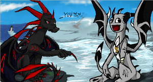 iScribble fun 5 by Deahara