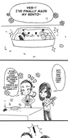 MM: Flower Viewing - Day 2 by Ushimipan