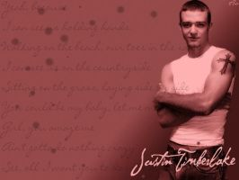 Justin Timberlake: Red by tiaBoo