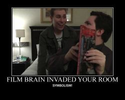 Motivation - Film Brain Invaded Your Room by Songue