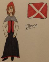 Hetalia OC- Elleore by MapleBeer-Shipper