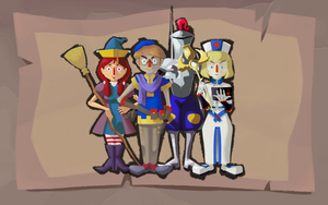 A Motley Sort of Crew by JordanMcRoberts