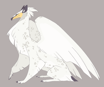 Vulture Manx by QuillCoil