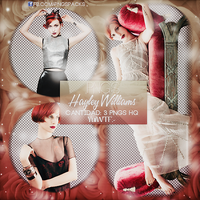 Photopack Png Hayley Williams by WTFisYui