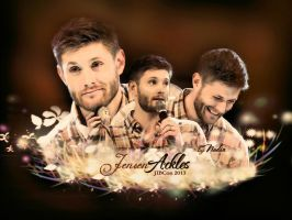 Jensen at JIBCon 2013 by Nadin7Angel