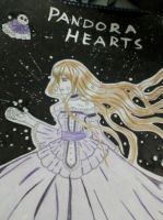 Forgotten Promise (Unofficial manga cover) by shinebrightlysmile