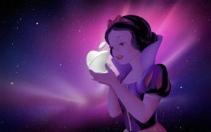wallpaper snow white by lauralop84