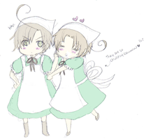 APH - Italy Brothers by TeamRocket