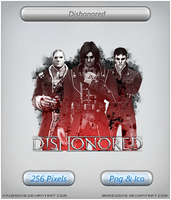 Dishonored - Icon 2 by Crussong