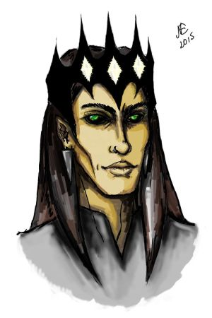 Today You Can Call Me Melkor
