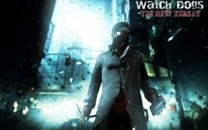 Aiden Pearce by 32Rabbit