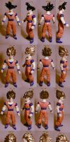 DragonballZ Buu saga Goku ct by pgv