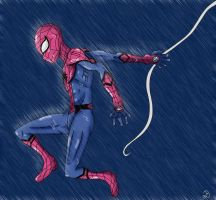 Spider yeah by berny17