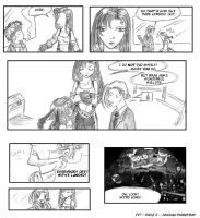 The Secrets of FFVII - page 3 by shirochan