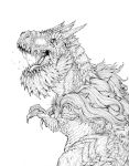 Tyrantrum - Colorless by TheLaughingChimera