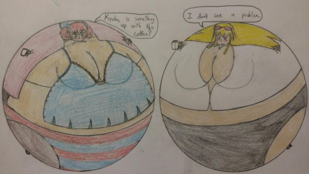 CM: Nokia and Kyoko inflated by AngelOfInflation