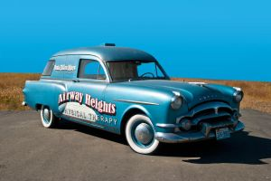 1953 (?) Packard Ambulance by quintmckown