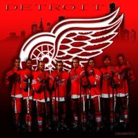 Swedish Detroit Red Wings by thrashantics