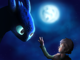Trust Hiccup by CheshireWolf97