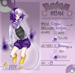 Emma The Drifloon, PokeVillage Application by maknbacn