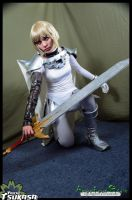 Clare- Claymore 2. by cerezosdecamus
