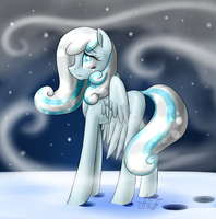 Snowdrop by ArtyJoyful