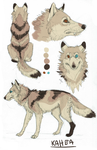 Kahea Feral ref(sketchy) by Mongrelistic