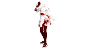 Blood Kimono OUtfit DL by 2234083174
