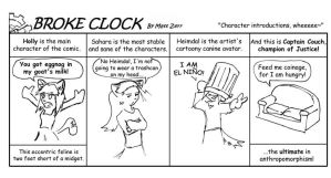 Broke Clock Nov 25, 2004 by Heimdal00