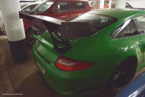 Porsche 997 GT3 RS by ShadowPhotography