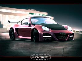 Cayman ''The Night STAR'' by EDLdesign