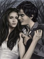 The Vampire Diaries by J-Grey