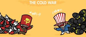 The Cold War in Brief by JunkyCow