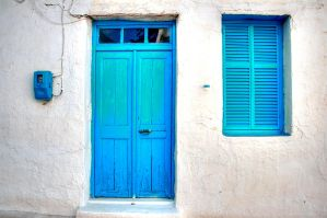 Blue in Daratsos by Quipith