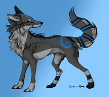 Canine Adoptable -CLOSED- by CollectionOfWhiskers