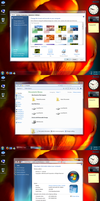 Windows-7 Customization Pack by Picassa243