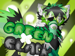 greenXblack by SegoSama