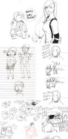 Tumblr Dump May June '13 by AlmightyRamtha