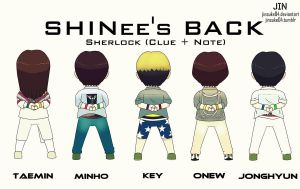 SHINee's Back by jinsuke04