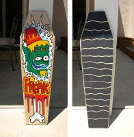 Freaky Coffin Deck by luther1000