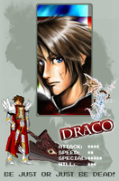 Draco Faust Williams ID by Drakhand006