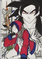 sketch book cover by samuraiblack