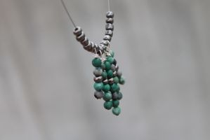 Beads of Jade for Beuty by kathrinsstuff