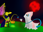happy halloween 2014 by cynderplayer