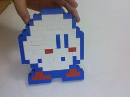 Lego Kirby by stonks