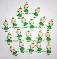 Trilly Tinkerbell by AlchemianShop