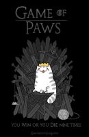 Game of Paws by missqueenmob