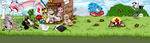 Twitch Banner by Kinla