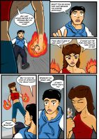 Elements of Eve #1 Page 11 by MarcusSmiter